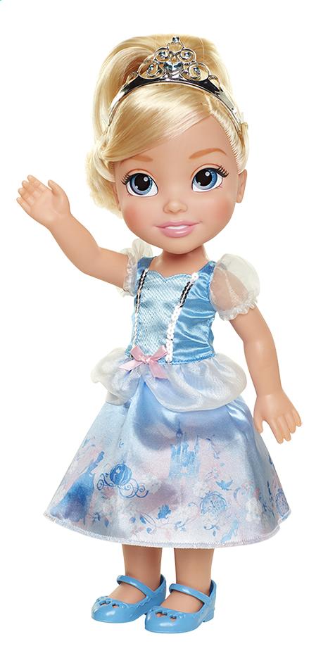 Poupée Disney Princess Toddler Cendrillon en robe de bal
