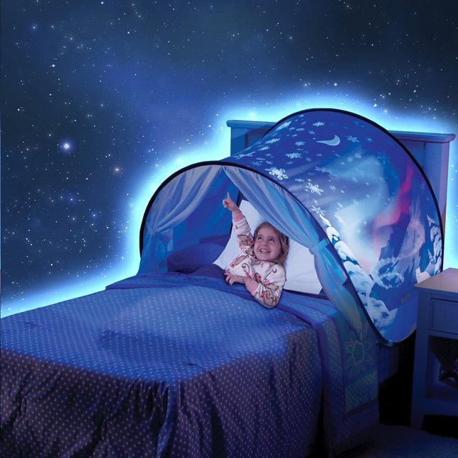 Image pour Ciel de lit pop-up L'hiver enchanté à partir de ColliShop