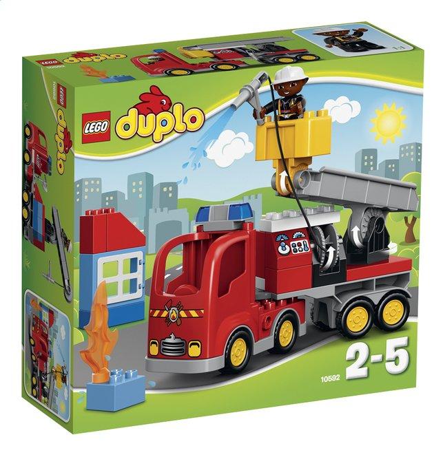 Image pour LEGO DUPLO 10592 Le camion de pompiers à partir de ColliShop