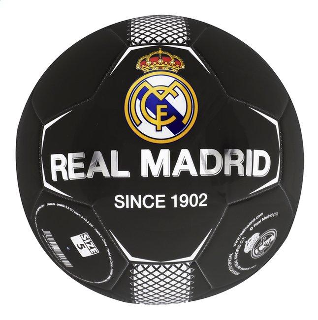 Afbeelding van Voetbal Real Madrid zwart maat 5 from ColliShop
