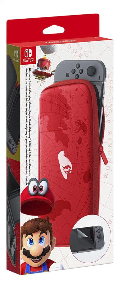 Image pour Nintendo Switch sac de rangement Super Mario Odyssey + protection d'écran à partir de ColliShop