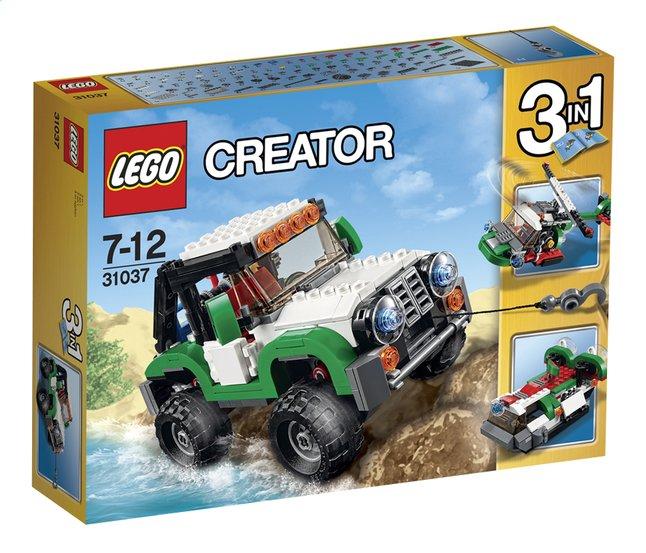 Image pour LEGO Creator 31037 Les véhicules de l'aventure à partir de ColliShop