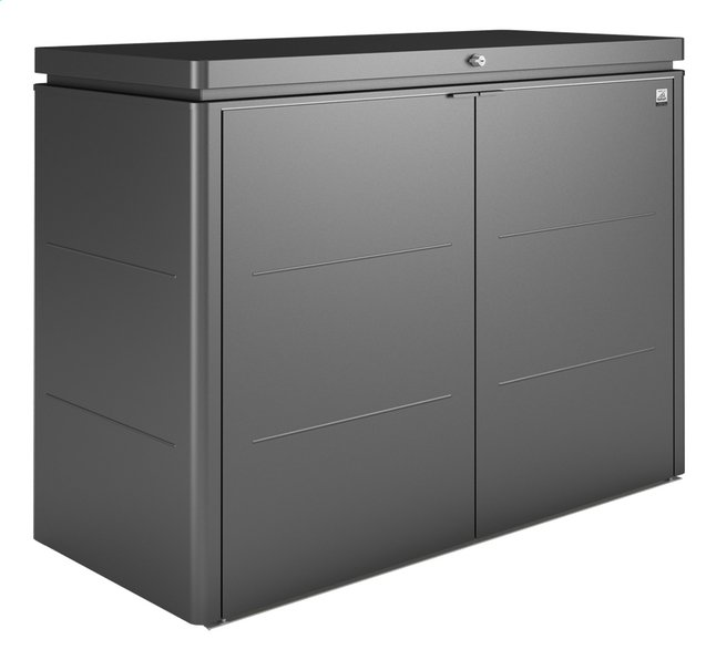 Image pour Biohort Coffre de rangement HighBoard gris foncé à partir de ColliShop