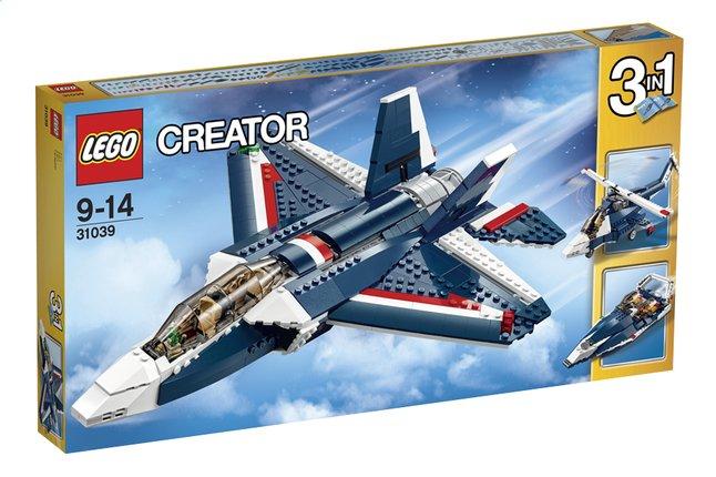 Afbeelding van LEGO Creator 31039 Blauwe Straaljager from ColliShop