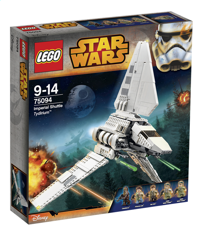 Afbeelding van LEGO Star Wars 75094 Imperial Shuttle Tydirium from ColliShop