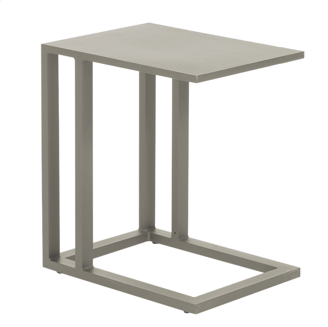 Image pour Table d'appoint Torrent taupe à partir de ColliShop