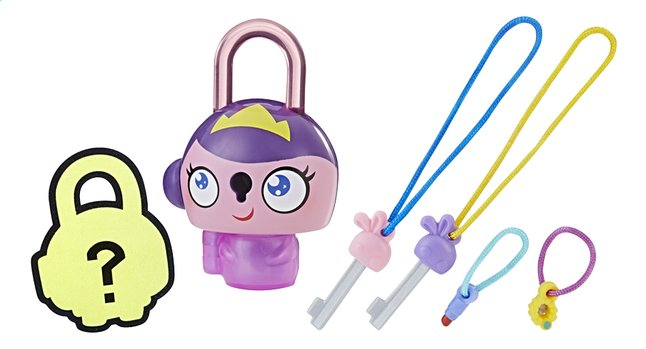 Image pour Figurine Lock Stars Purple princess à partir de ColliShop