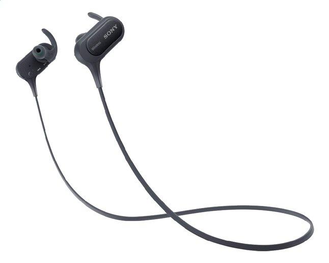 Image pour Sony écouteurs MDR-XB50BS noir à partir de ColliShop