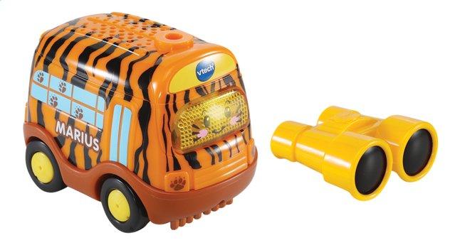 VTech Tut Tut Bolides Edition Spéciale Marius Le jungle bus