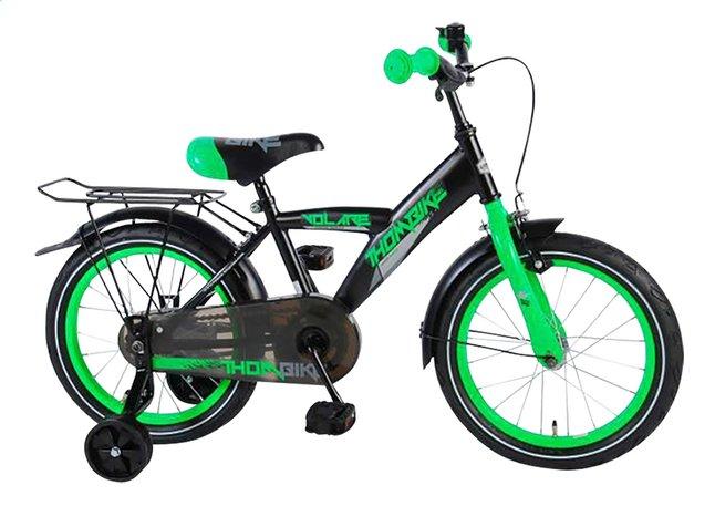 Volare vélo pour enfants Thombike noir 16