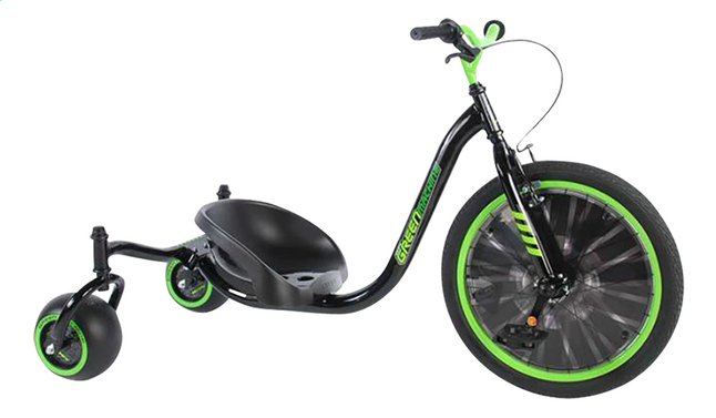Image pour Tricycle Green Machine Drift Trike 20