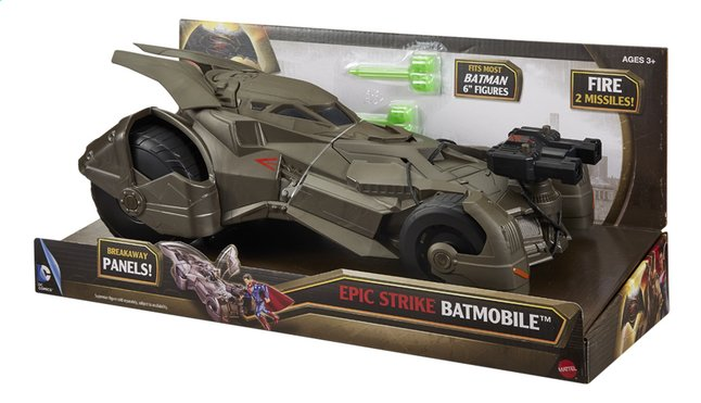 Image pour Batman v Superman Epic Strike Batmobile à partir de ColliShop