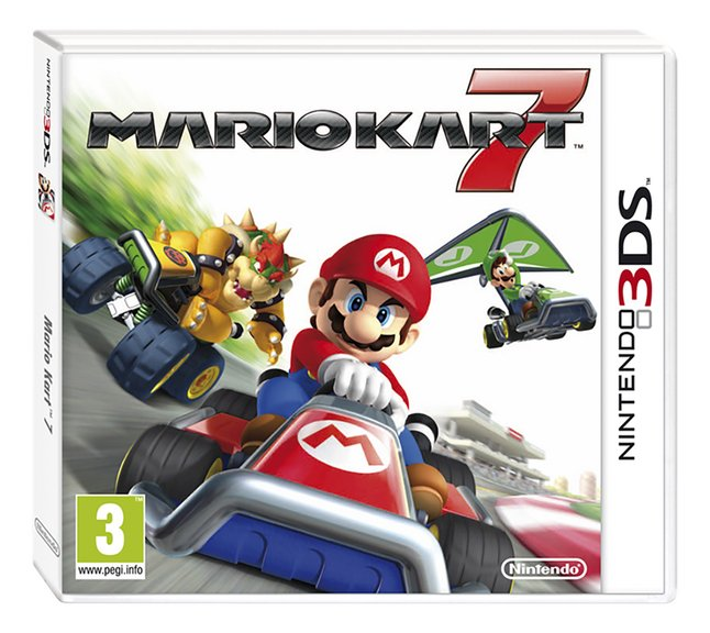 Afbeelding van Nintendo 3DS Mario Kart 7 from ColliShop