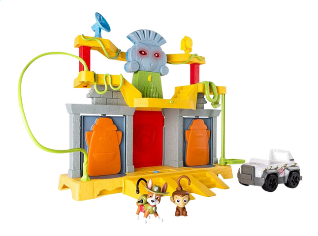 Afbeelding van Speelset PAW Patrol Monkey Temple from ColliShop