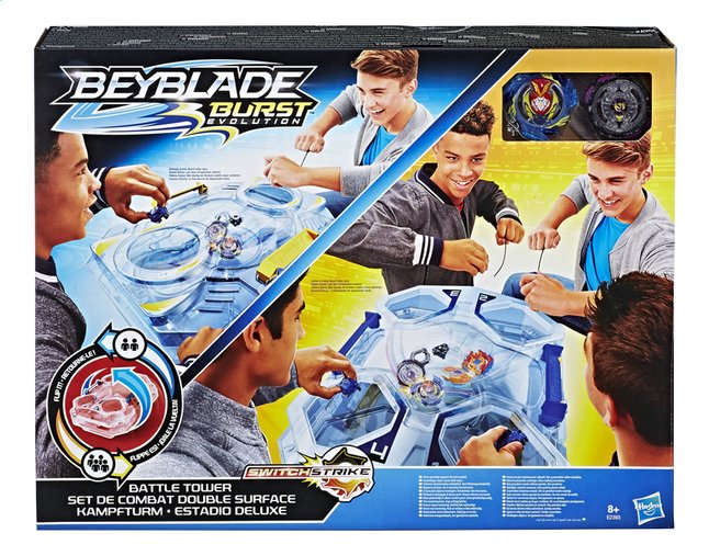 Beyblade Burst Evolution Battle Tower