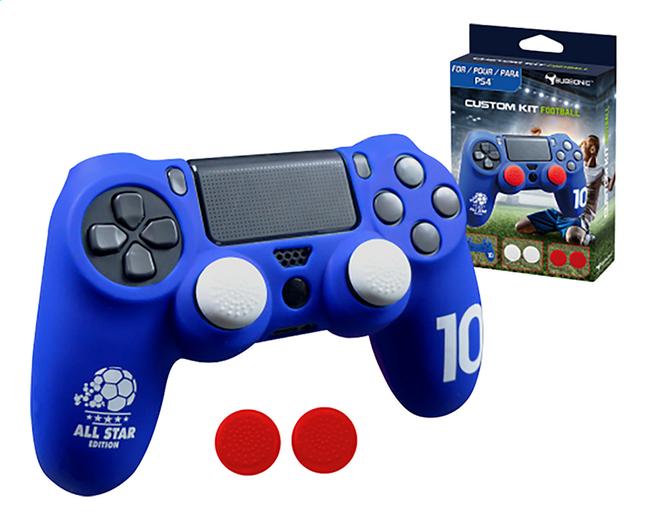 Afbeelding van Subsonic Custom kit Football voor PS4 blauw from ColliShop