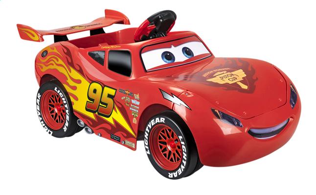 Feber elektrische auto Disney Cars Bliksem McQueen