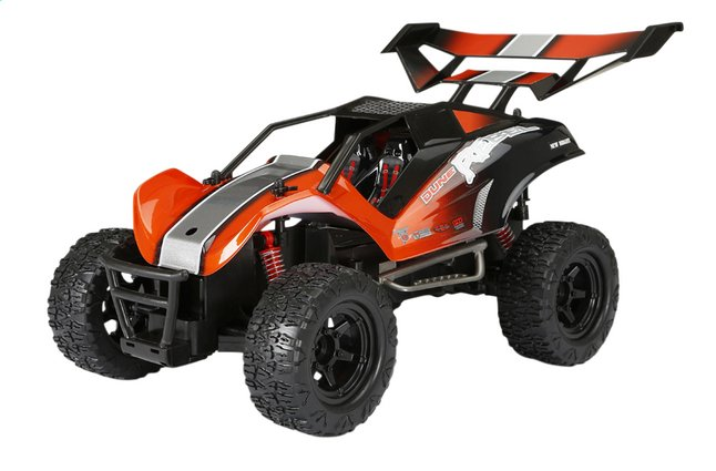 New Bright auto RC Dune Rebel oranje