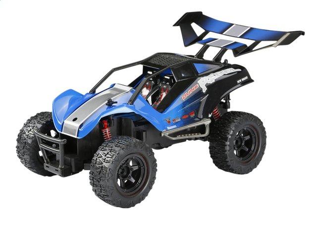 New Bright auto RC Dune Rebel blauw