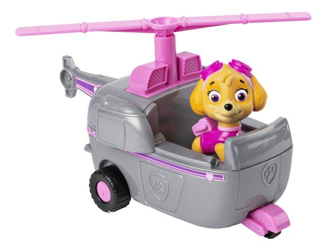Véhicule de secours Pat' Patrouille Basic Sky Helicopter