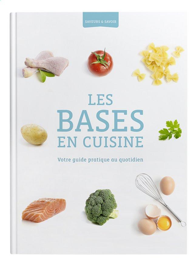 Image pour Livre de cuisine Colruyt Saveurs & Savoir - Les bases en cuisine à partir de ColliShop