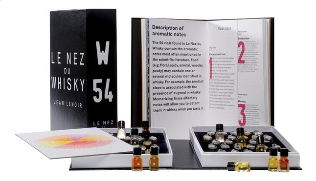 Afbeelding van Box Le Nez du Whisky ENG from ColliShop