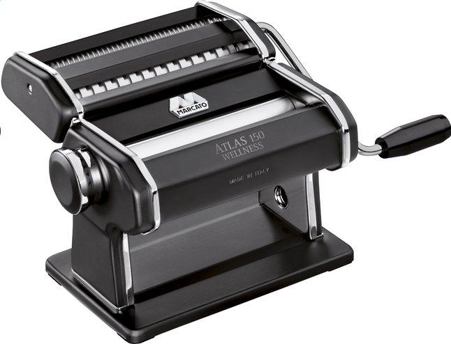 Afbeelding van Marcato Atlas Wellness pastamachine zwart from ColliShop