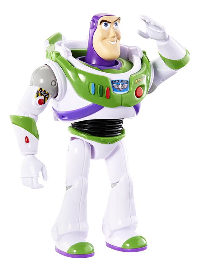 Afbeelding van Toy Story 4 actiefiguur True Talkers - Buzz NL from ColliShop