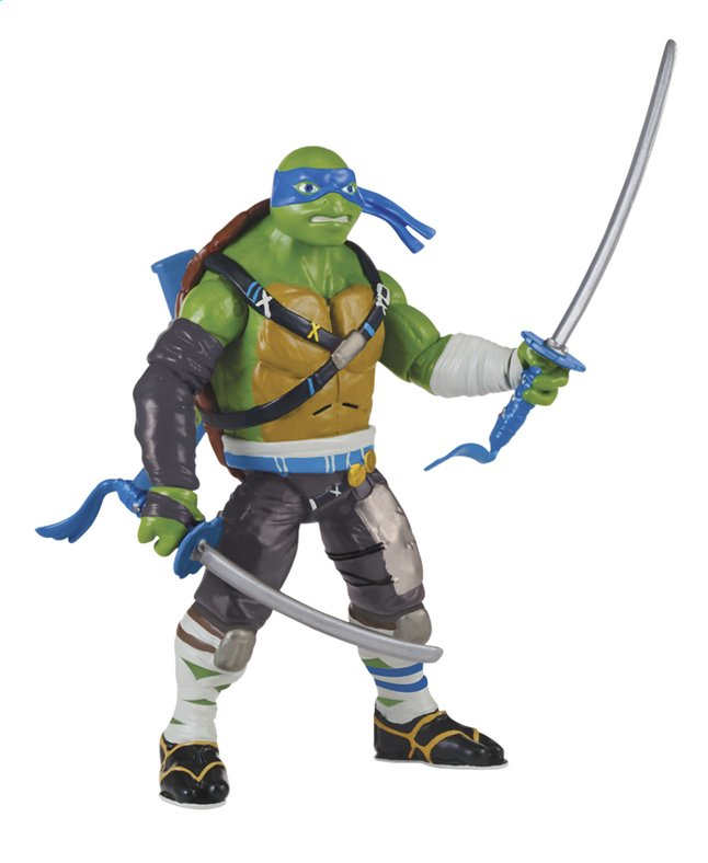Afbeelding van Figuur Teenage Mutant Ninja Turtles Out of the Shadows deluxe Leonardo from ColliShop