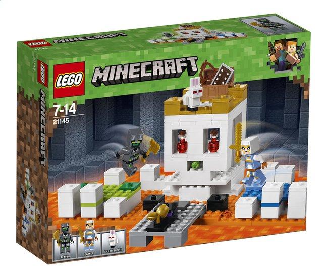 Image pour LEGO Minecraft 21145 Le crâne géant à partir de ColliShop