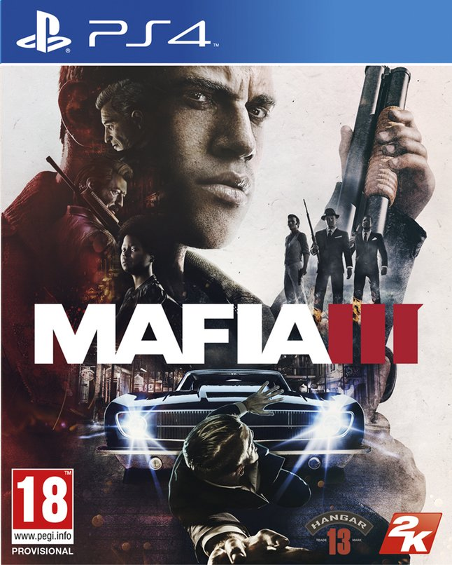 Afbeelding van PS4 Mafia III NL/FR from ColliShop