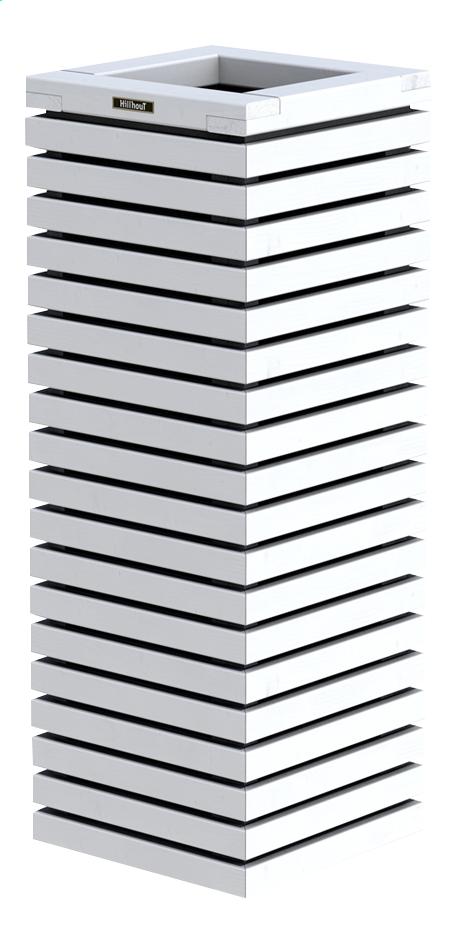 Image pour Hillhout Jardinière Elan blanc H 109 cm à partir de ColliShop