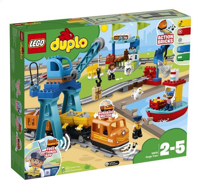 10875 Duplo Le Train Lego De Marchandises ZXPkiOu