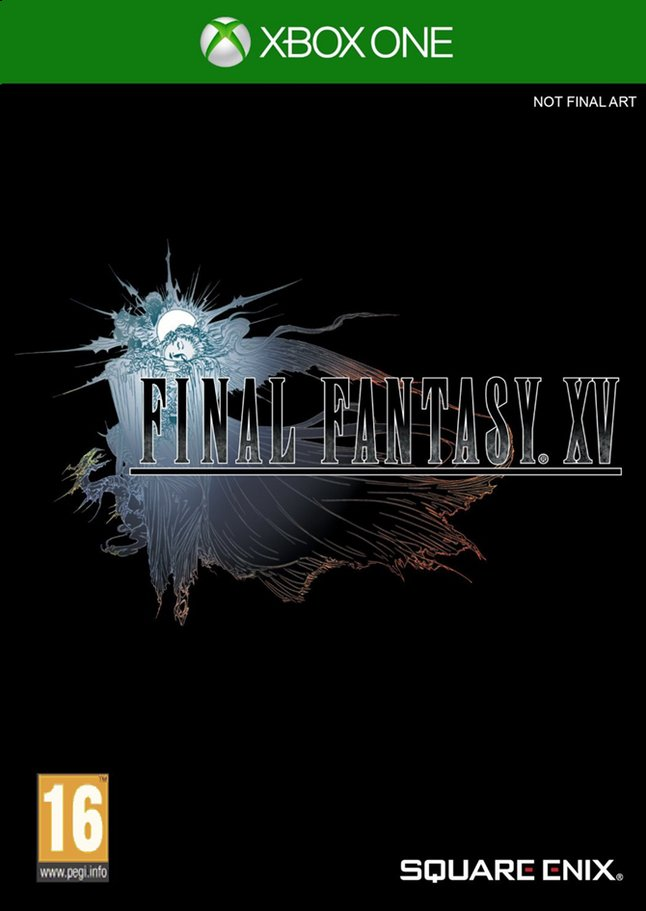 Afbeelding van XBOX One Final Fantasy XV Day One Edition ENG/FR from ColliShop