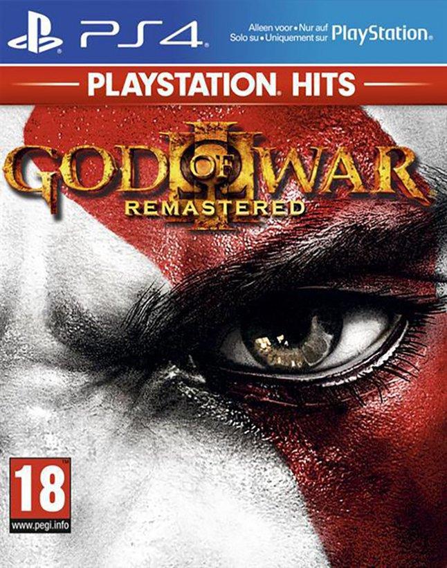 PS4 God of War Remastered PlayStation Hits FR/ANG