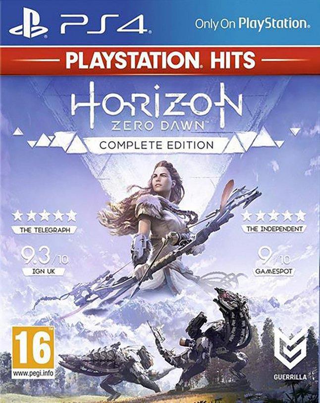 Image pour PS4 Horizon Zero Dawn PlayStation Hits FR/ANG à partir de ColliShop
