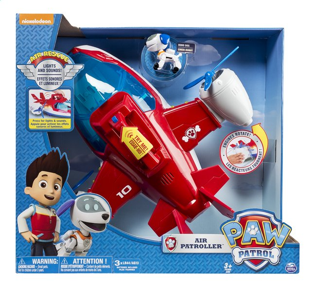 Afbeelding van Set PAW Patrol Air Patroller from ColliShop