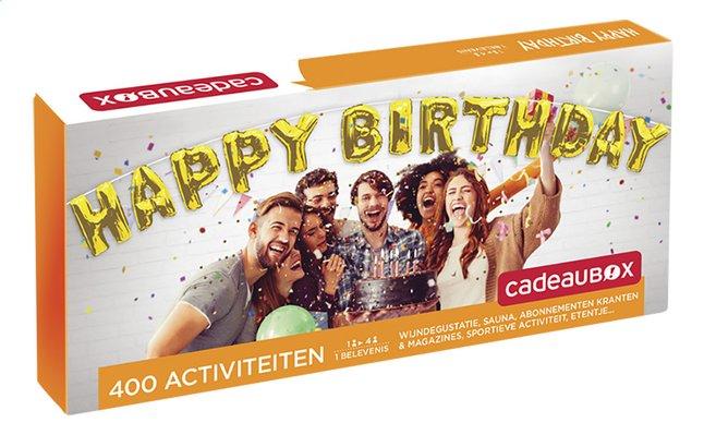 Afbeelding van Cadeaubox Happy Birthday from ColliShop