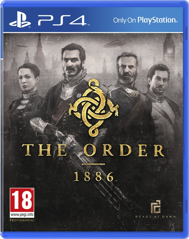 Afbeelding van PS4 The Order: 1886 ENG/FR from ColliShop