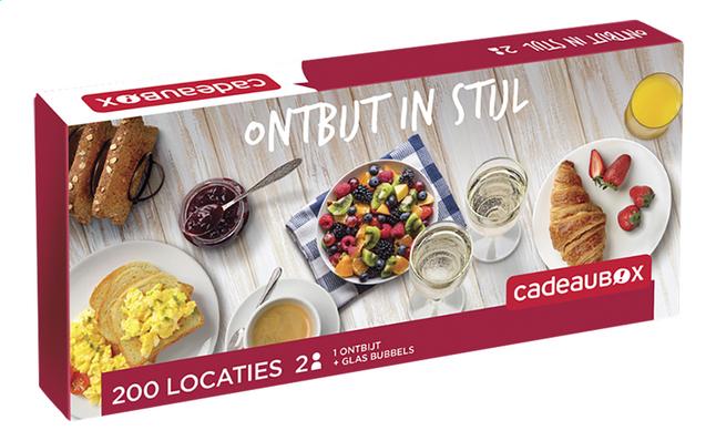 Afbeelding van Cadeaubox Ontbijt in Stijl from ColliShop