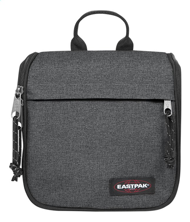 Afbeelding van Eastpak toiletzak Sundee Zwarte Denim from ColliShop