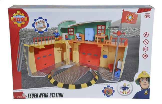 Image pour Set de jeu Sam le pompier Nouvelle caserne de pompiers à partir de ColliShop