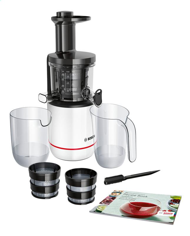 Image pour Bosch Extracteur de jus VitaExtract MESM500W à partir de ColliShop