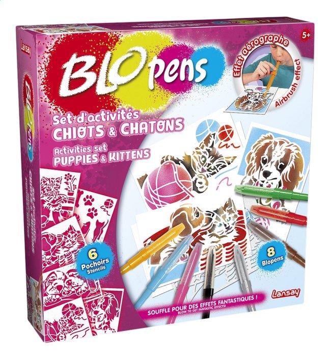 Image pour Lansay BLOpens Set d'activités Chiots & chatons à partir de ColliShop
