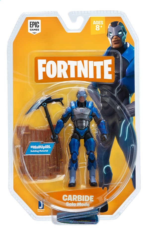 Fortnite actiefiguur Carbide Solo Mode