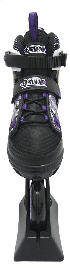 1e3442576f6 Optimum inlineskates Slider paars/zwart maat 37/40 | ColliShop