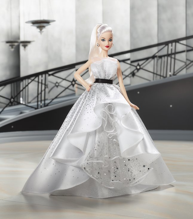 Barbie poupée mannequin  60ème anniversaire