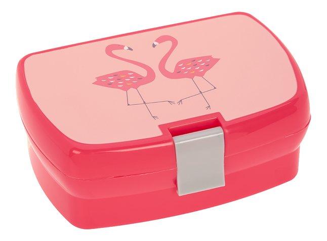 Image pour Lässig boîte à tartines Flamant rose à partir de ColliShop