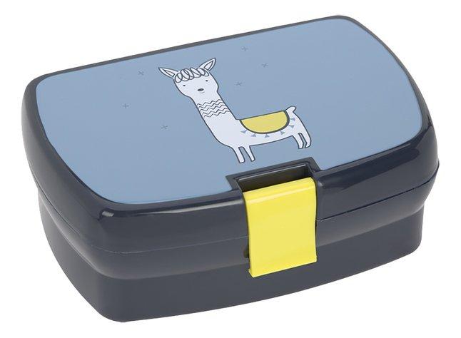 Image pour Lässig boîte à tartines Glama Lama à partir de ColliShop