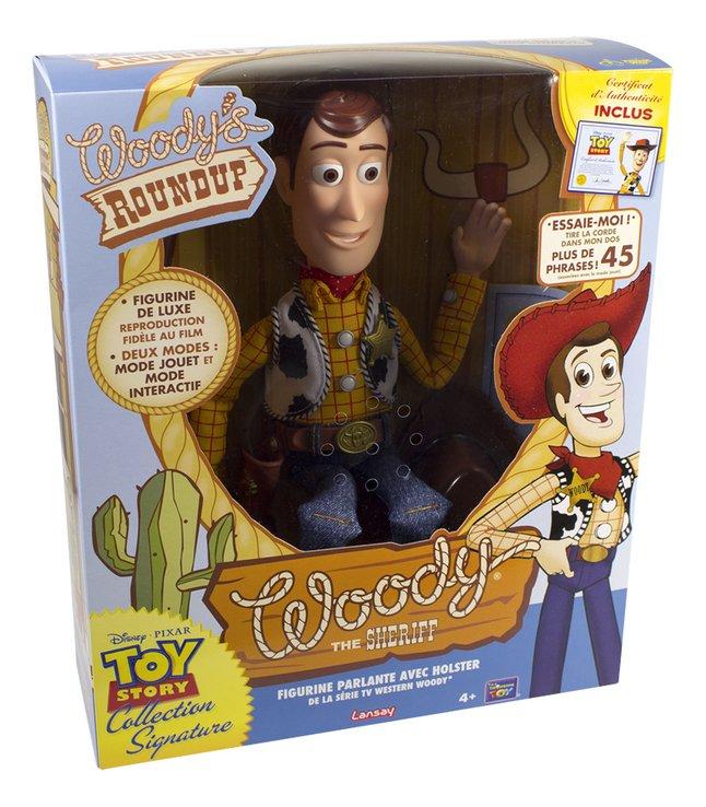 Image pour Figurine interactive Toy Story 4 Woody The Sheriff Parlant à partir de ColliShop